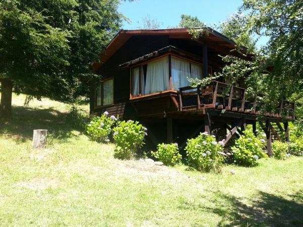 Фотографии отеля: Casa en Caburgua con playa privada, Caburgua
