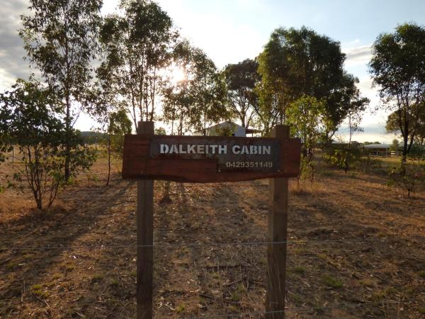 Fotos do Hotel: Dalkeith Cabin, Barnawartha