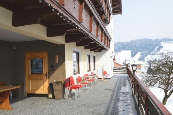 Fotos do Hotel: Pension Leitenhof, Niederau