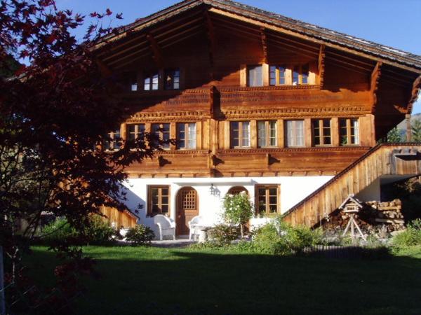 Hotel Pictures: Bergluft, Lenk