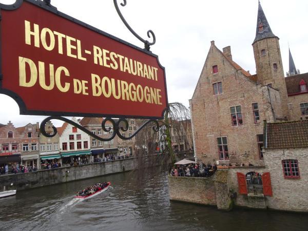 Hotel Pictures: Hotel Duc De Bourgogne, Bruges
