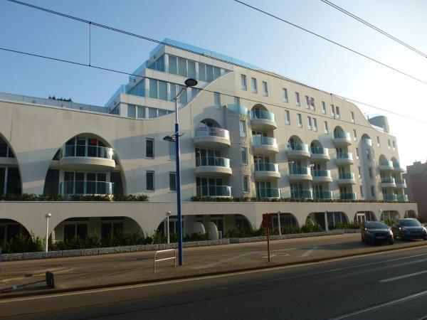 Hotellikuvia: White Princess, Koksijde
