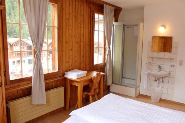 Hotel Pictures: Hôtel - Restaurant Le Trift, Zinal