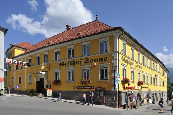 Foto Hotel: Gasthof Sonne, Imst