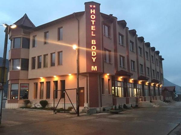 酒店图片: Hotel Body M, Vratsa