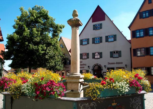 Hotel Pictures: Hotel Haus Appelberg, Dinkelsbühl