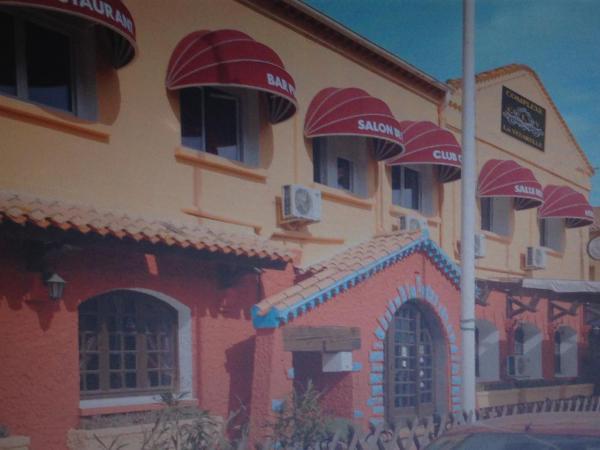 Hotel Pictures: Le Plaza Hotel, Portiragnes