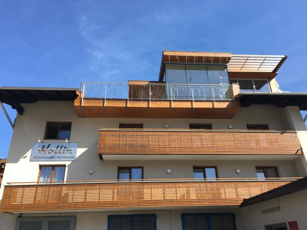Fotos do Hotel: Alpenappartements Hollin, Saalbach Hinterglemm