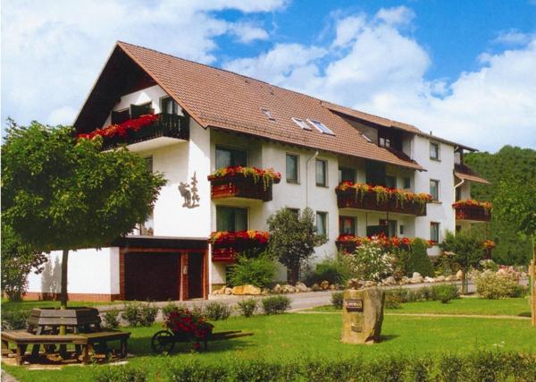 Hotelbilleder: Landgut Hotel zur Warte, Witzenhausen