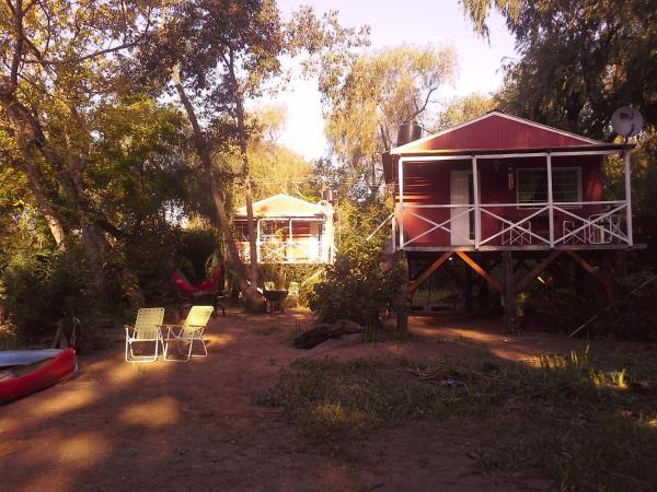 Фотографии отеля: Cabañas La Caprichosa, Тигре