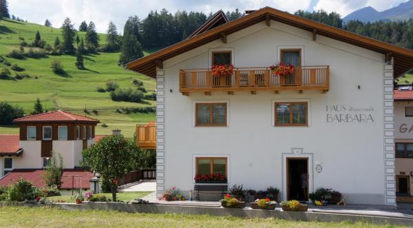 Hotellikuvia: Haus Barbara, Nauders