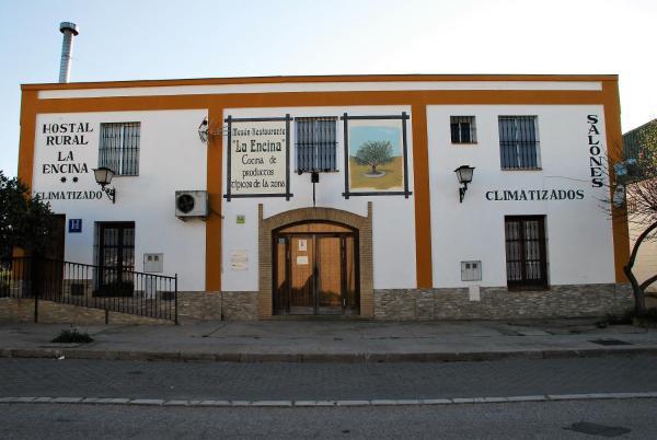 Hotel Pictures: Hostal la Encina, El Real de la Jara