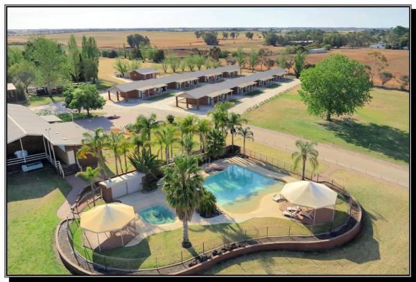 Fotos do Hotel: Hilltop Resort, Swan Hill