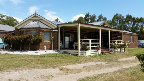 Fotos del hotel: Hazelwood North B&B, Koornalla