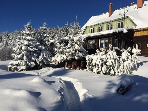 Hotel Pictures: Horský Wigwam Geronimo, Horní Malá Úpa
