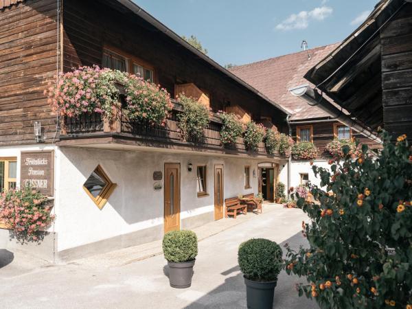 Foto Hotel: Privatzimmer und Ferienwohnungen Gassner, Admont
