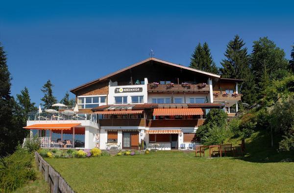 Hotelbilleder: Hotel Sonnenhof, Eichenberg