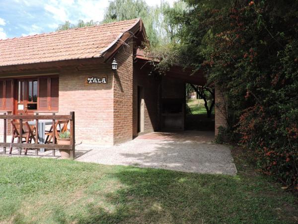 Zdjęcia hotelu: Cabañas de la Colina, Villa General Belgrano