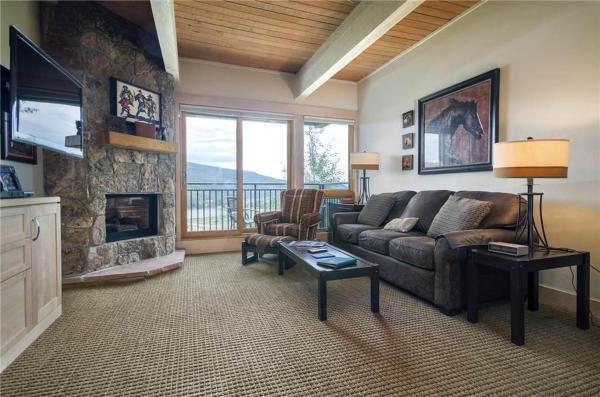 Hotellikuvia: West Condominiums - W3224, Steamboat Springs