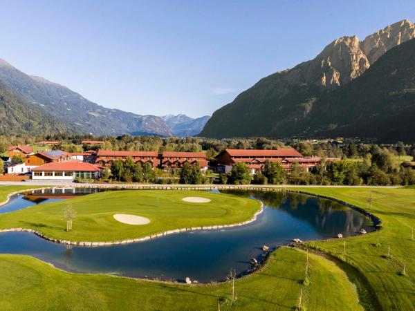 Hotellikuvia: Dolomitengolf Hotel & Spa, Lavant