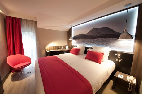 Hotel Pictures: Quality Hotel Clermont Kennedy Clermont-Ferrand, Clermont-Ferrand