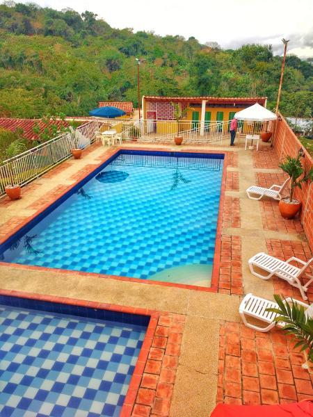 Hotel Pictures: Paraiso Vacacional Campestre Las Marias, San Gil