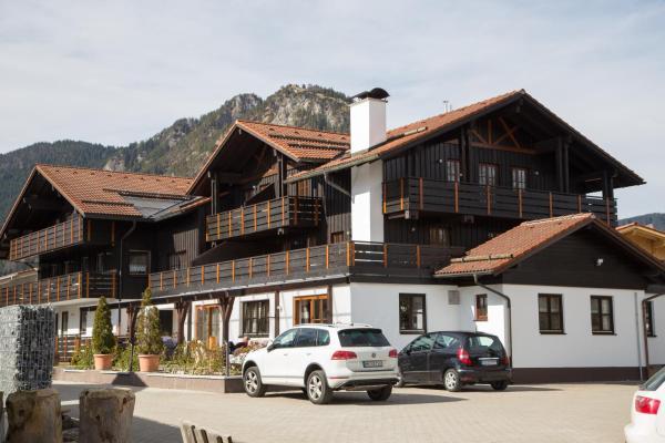 Hotelbilleder: Alpenstyle 3, Pfronten