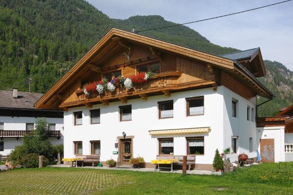 Φωτογραφίες: Haus Alpenglühen Krumpens, Λάνγκενφελντ