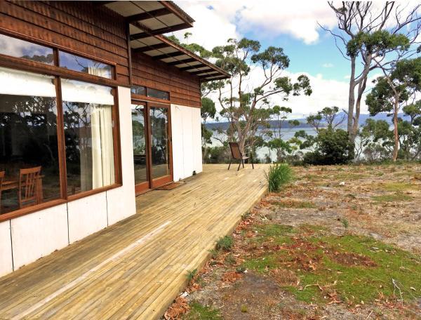 酒店图片: Lyenna Eco Retreat, South Bruny
