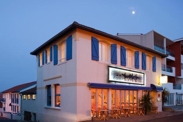 Hotel Pictures: Hotel de France, Mimizan-Plage
