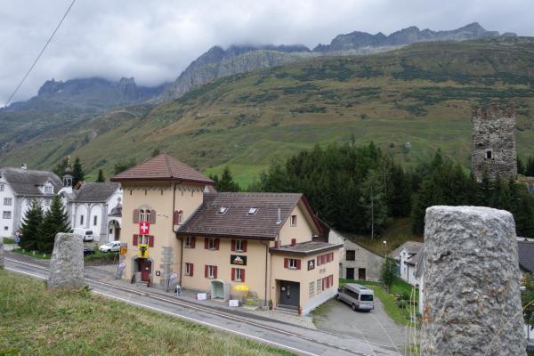 Hotel Pictures: Sust Lodge am Gotthard, Hospental