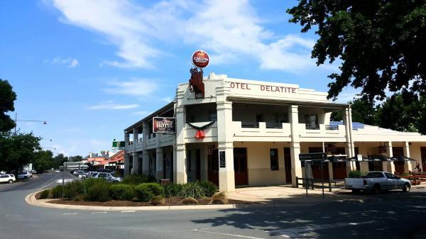 Hotellikuvia: Delatite Hotel, Mansfield