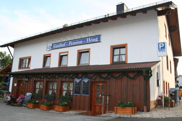 Hotel Pictures: Gasthof Pension Höng, Haarbach