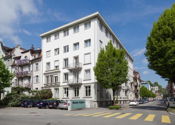 Hotel Pictures: Hotel Alpha, Luzern