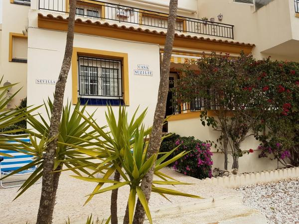 Hotel Pictures: 2 bedroom ground floor apartment near to Villamartin, Casas Nuevas