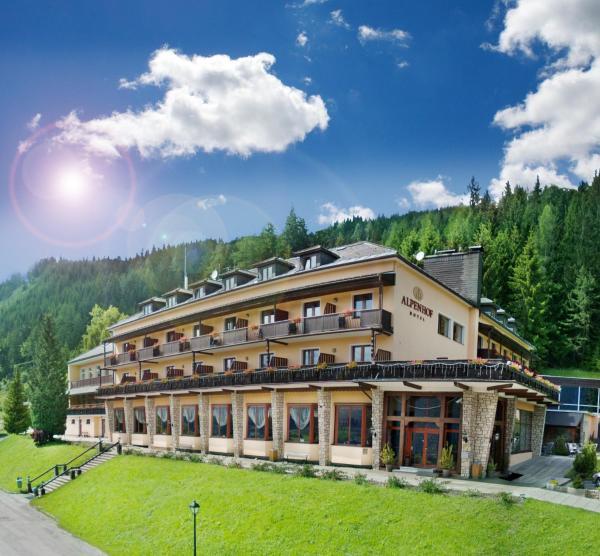 Hotel Pictures: Alpenhof Hotel Semmering, Steinhaus am Semmering