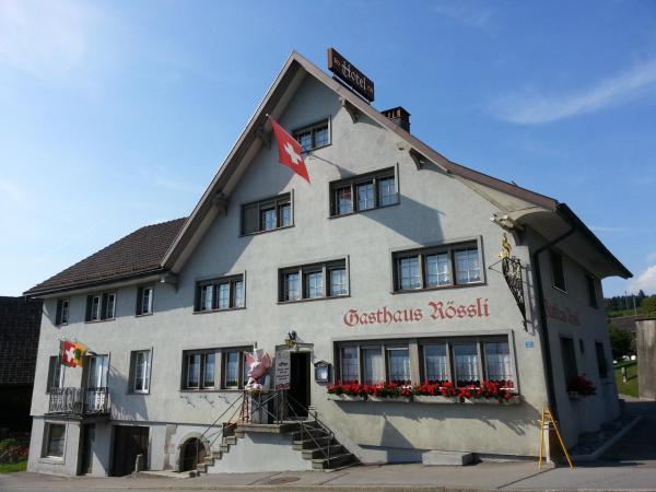 Hotel Pictures: Gasthaus Rossli, Sankt Gallenkappel