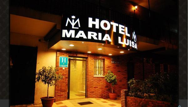 Hotel Pictures: Hotel Maria Luisa, Algeciras