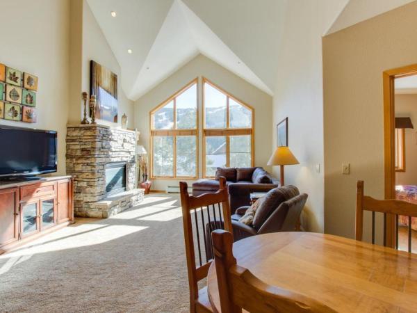 Hotellbilder: Gateway Mountain Lodge Penthouse, Keystone
