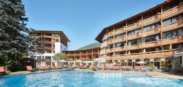 Hotellbilder: Hotel Die Post, Bad Kleinkirchheim