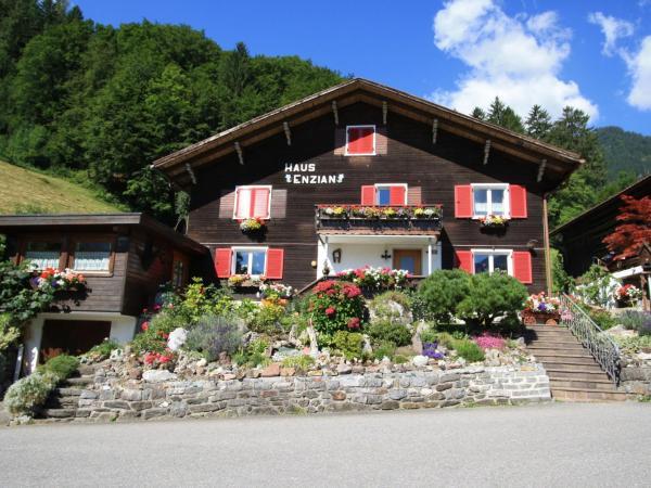 Hotellikuvia: Enzian, Vandans