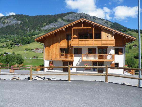 Hotel Pictures: Holiday home Les Chalets Des Evettes 2, Flumet