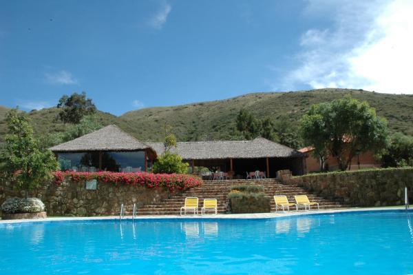 Hotel Pictures: Hotel Hacienda de Kaluyo, Estancia Machuma