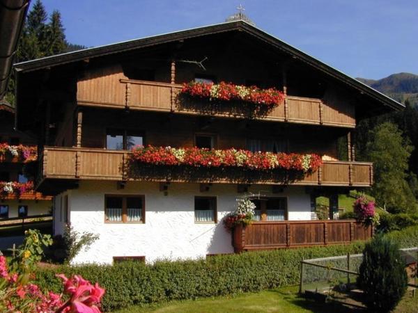 Fotografie hotelů: Haus Fichtenblick, Auffach