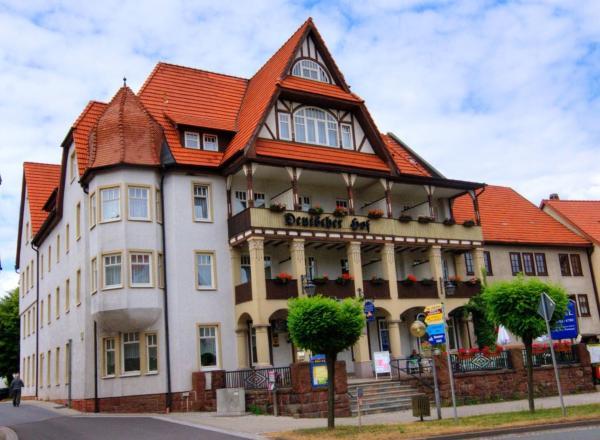 Hotelbilleder: Hotel Deutscher Hof, Georgenthal