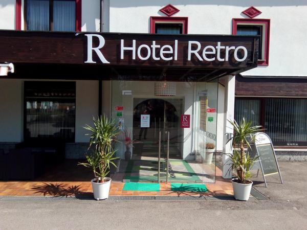 Hotellikuvia: Hotel Retro, Sankt Georgen im Attergau