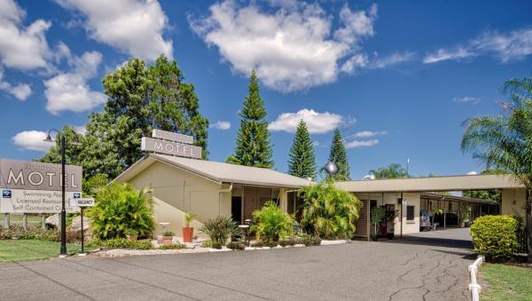 Hotellikuvia: MAS Country Biloela Countryman Motel, Biloela