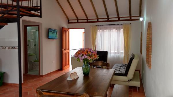 Hotel Pictures: Apartahotel La Gran Familia, Villa de Leyva