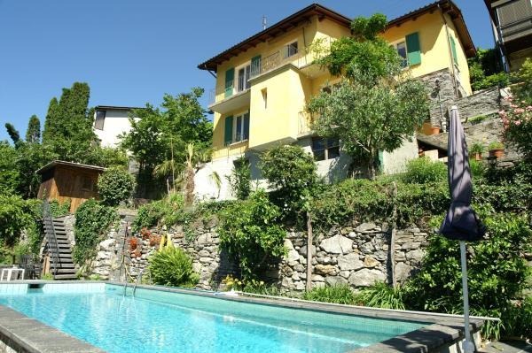 Hotel Pictures: Casa Aries & Studio Aurora, Cavigliano