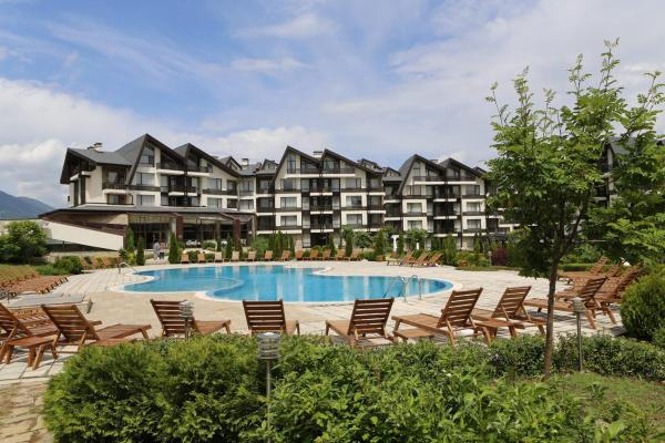 Фотографии отеля: Private Single Apartment in Compex Aspen Heights, Банско